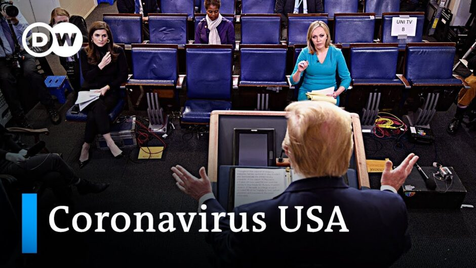 Coronavirus: Is the US prepared for surging infections?   DW News