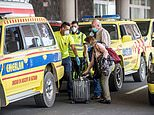 Spanish flight is quarantined after passenger gets positive coronavirus test result in the air