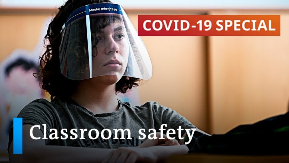 How to reopen schools without spreading the coronavirus? | COVID-19 Special
