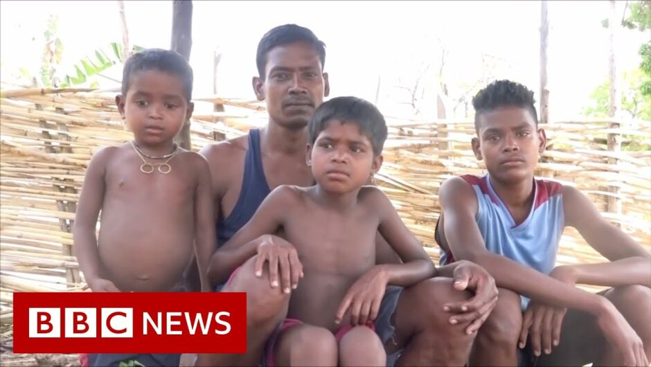 Coronavirus in India: Migrants fled cities on foot to their home villages – BBC News