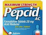 40p indigestion pill Pepcid could help ease Covid-19 symptoms and speed up recovery, study claims