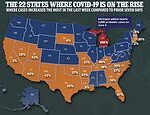 Coronavirus US: Predicted death toll increased to 145k by August