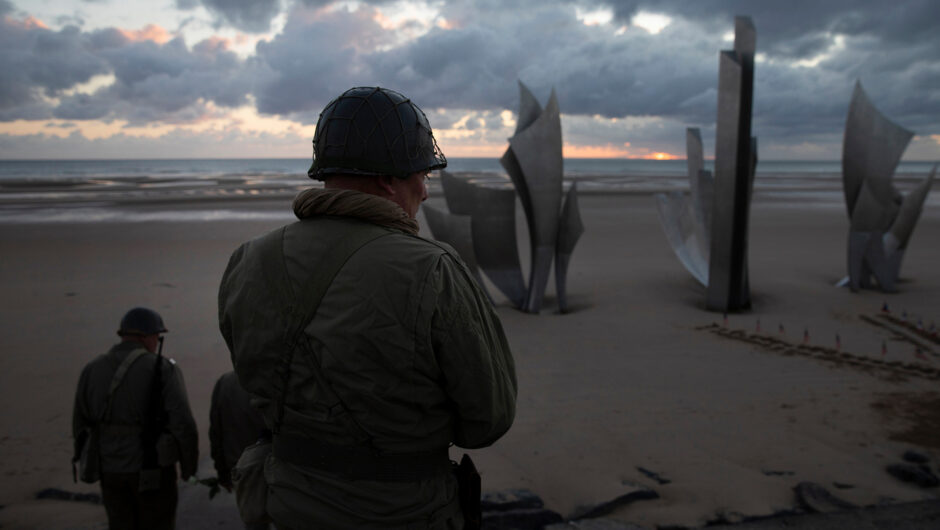 Coronavirus casts cloud over D-Day commemoration in Normandy