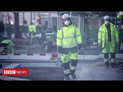 Coronavirus: questions over work safety as lockdown relaxed – BBC News