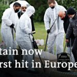 UK overtakes Italy with largest death toll in Europe   Coronavirus Update