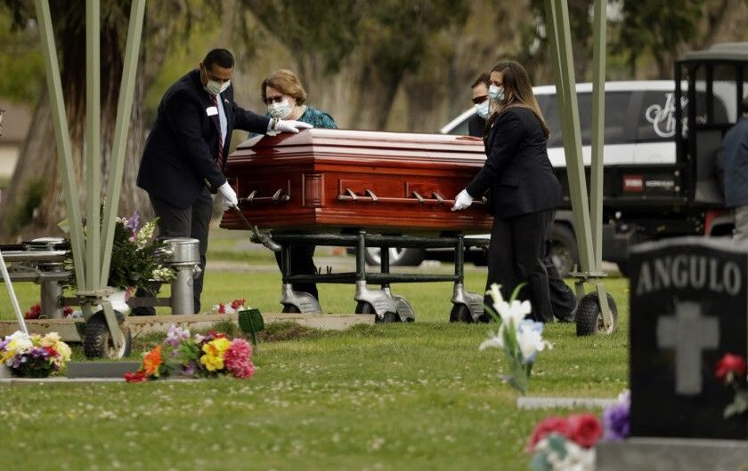 COVID-19 deaths in the U.S. may be 28% higher than official count, study estimates