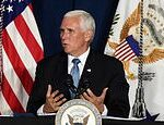 Pence says he doesn't know if Fauci will appear with Trump at comeback coronavirus briefing