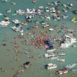 Michigan partygoers test positive for COVID-19 after July 4th lake bash; 43 cases tied to house party