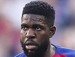 Barcelona's Samuel Umtiti tests positive for coronavirus but is NOT with the Champions League squad