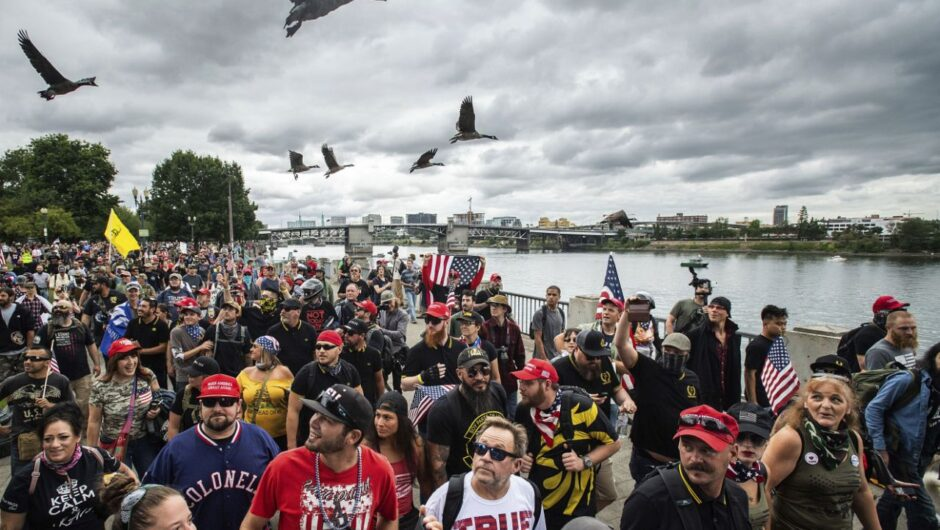 Portland denies permit for right-wing rally, cites COVID-19