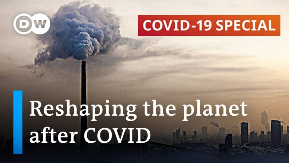 Could the coronavirus lockdown be a roadmap to a greener future? | COVID-19 Special
