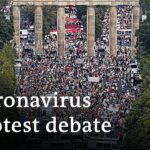 Politicians angry over coronavirus protest in Germany   DW News