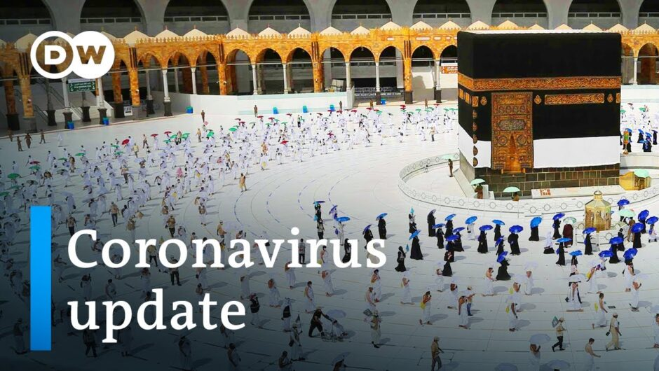 Super spreaders & second waves: News on the COVID-19 pandemic   Coronavirus update