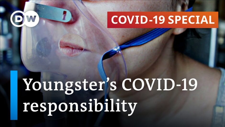 Are young people no longer afraid of the coronavirus? | COVID-19 Special