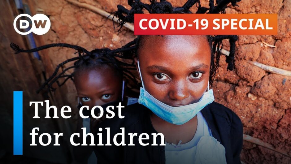 Coronavirus and children: What is the cost?   COVID-19 Special