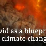 Tackling climate change: Could the coronavirus be a blueprint? | To the point?