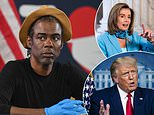 Chris Rock slams Democrats for focusing on impeachment as coronavirus began to spread to the US