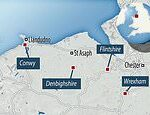 Four new areas of Wales are put under extra coronavirus restrictions
