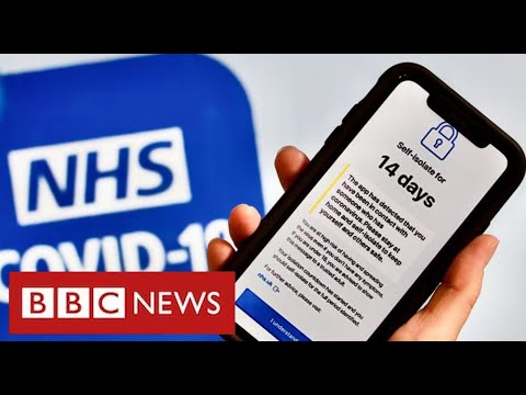 A million people download new NHS contact-tracing app on day of launch – BBC News