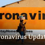 Infection spikes in South Africa and India   Coronavirus Update