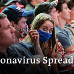 Air Conditioning suspected to play major role in coronavirus spread   DW News