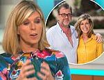 Kate Garraway admits she's tempted to show rulebreakers a picture of husband Derek battling COVID-19