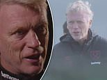 West Ham boss David Moyes speaks out over testing positive for Covid-19 after returning to training