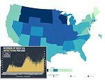 Coronavirus cases are rising in 79% of US states and territories, CDC director warns