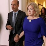 Labor Secretary Scalia's Wife Is Latest Rose Garden Guest With COVID-19