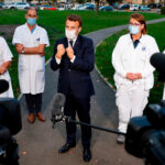 Emmanuel Macron predicts nine more months of COVID-19 agony