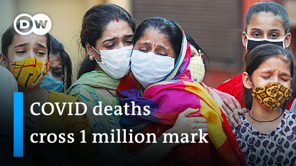 Coronavirus Update: 6 Million cases in India +++ Resurgence of infections in the Amazon   DW News