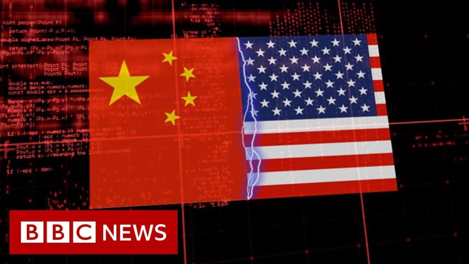 Are China and the US entering a new Cold War? – BBC News