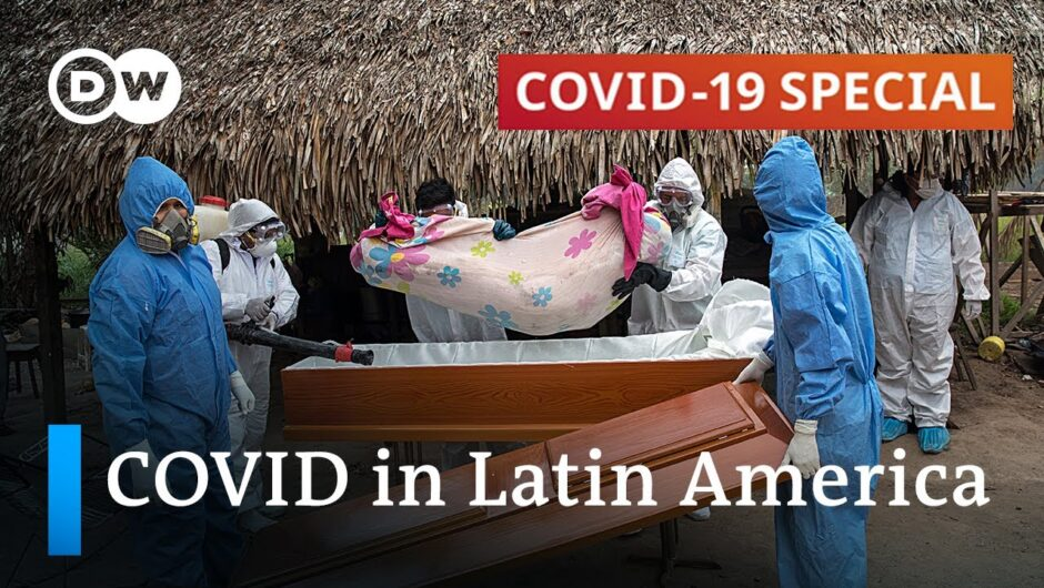 What's behind Latin America's severe coronavirus death toll? | COVID-19 Special