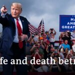 Trump defends himself for deliberately downplaying the danger of coronavirus   DW News