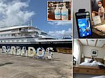 Coronavirus: Cruise ship docked in Barbados has at least five cases