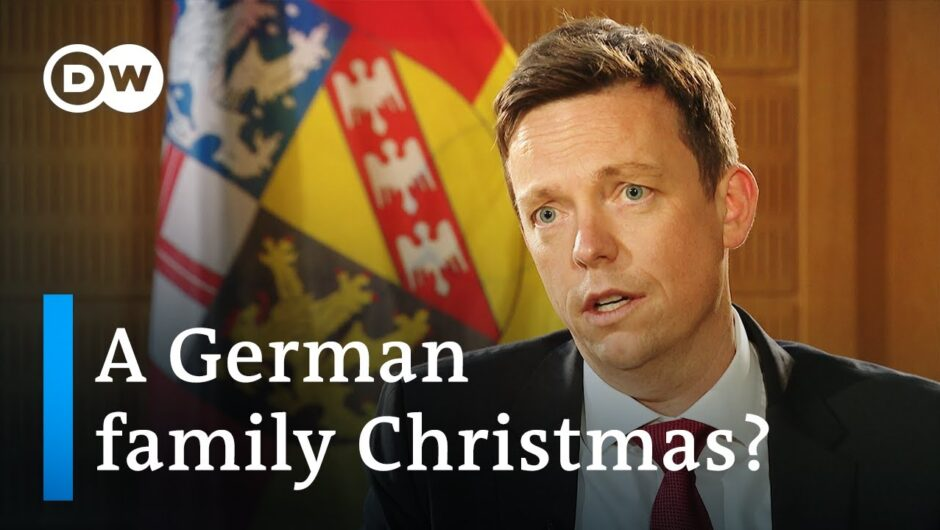 German measures will allow for a family Christmas   Interview with Saarland Premier Tobias Hans