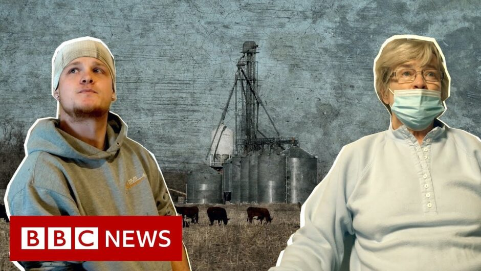 'Grow up, mask up': Covid tensions in US hotspot of North Dakota – BBC News