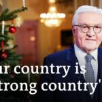 Steinmeier's Christmas message: There is 'light at the end of the tunnel' | DW News