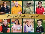 Meet the everyday Aussie heroes on Scott Morrison's Christmas card list after Covid-19
