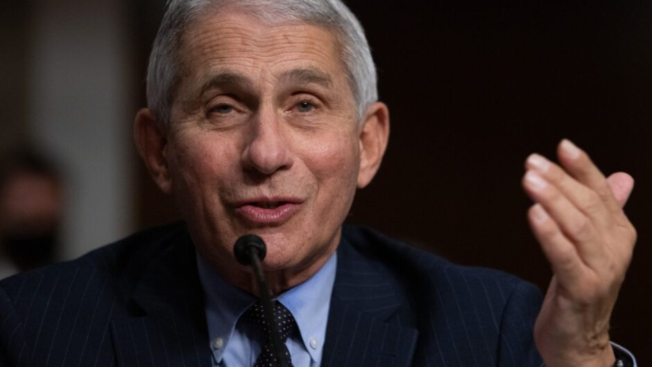 Dr. Fauci said he had few side effects after taking the Moderna coronavirus vaccine and said it's 'as good or better than an influenza vaccine'