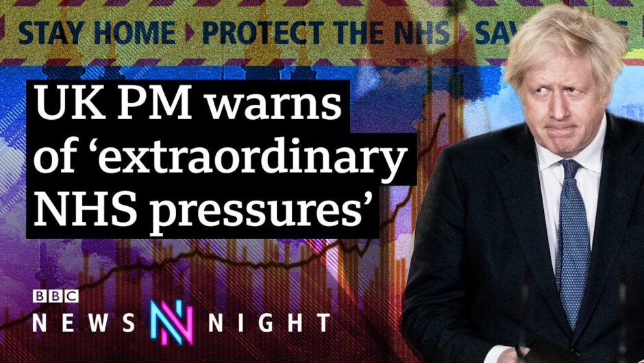 Covid and the NHS: Inside intensive care – BBC Newsnight