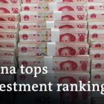 China overtakes US as top country for foreign investment | DW News
