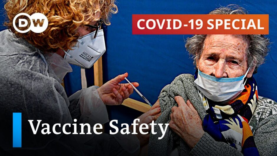 How vaccine safety and side effects are monitored   COVID-19 Special