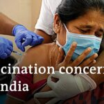 India's vaccination drive curbed by mistrust and concerns over homegrown vaccine   COVID Update