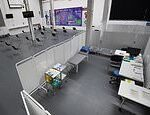 Coronavirus Bristol: Mass vaccination centre stands ready to receive its first patients
