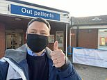 Tory MP, 40, boasts that he got a leftover Covid-19 vaccine after volunteering at a hospital