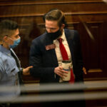 GA lawmaker ejected from chamber for refusing COVID-19 test