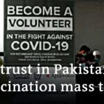 Pakistan: Two vaccines approved, mass trials for CanSinoBio | DW News