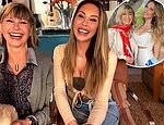 Chloe Lattanzi on living with her mother Olivia Newton-John during the Covid-19 pandemic
