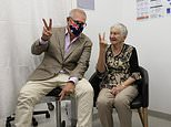 Australia's first coronavirus vaccine is given to a WWII survivor nursing home resident